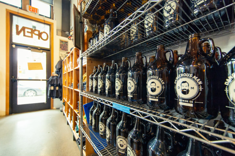Growler Shop Photo